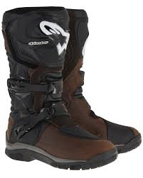 sport motorcycle boots alpinestars corozal adventure drystar boots review dirt and road