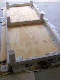 Diy Daybed Frame California Livin Home Diy Outdoor Project Phase 2 The