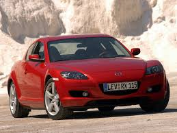 photos of rx8 in red velocity color