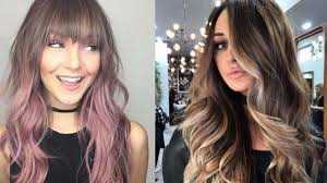 hair color trends 2018 hair color trends youtube plus highlights hair essentials