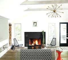 painted brick fireplace paint colors brick fireplace pictures u2013 bowbox