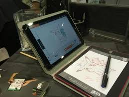 new magnetic u201cslate u201d lets you write on actual paper digitize your
