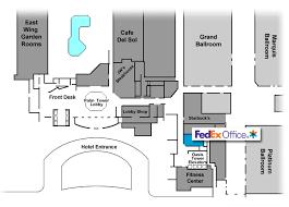 Orange County Convention Center Floor Plan Anaheim Marriott Anaheim Ca Business Printing Services