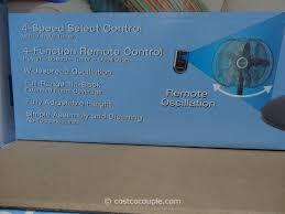 18 4 speed stand fan with remote control model s18601 lasko 18 inch pedestal fan