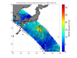 Wind Direction Map Nasa U0027s New Wind Watcher Ready For Weather Forecasters Nasa