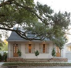 Southern Style House Plans by New Orleans Creole Cottage Renovation In The Irish Channel