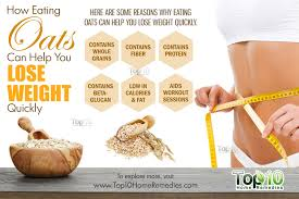 how eating oats can help you lose weight quickly top 10 home