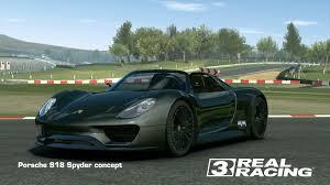 Porsche 918 Spyder Concept - porsche 918 spyder concept real racing 3 вики fandom powered
