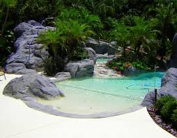 inground pools small yards florida home landscaping makeovers in