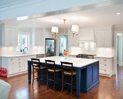houzz com kitchen islands blue kitchen island houzz