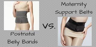belly bands the difference between a postnatal belly band and a maternity