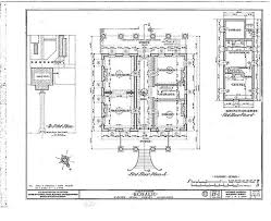 house plans historic plantation house floor plans historic revival house plans