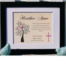 lutheran confirmation gifts confirmation gift gift from godparents confirmation