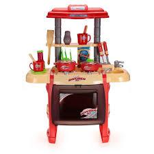 cuisine jouet enfants cuisine jouets ensemble jeu maison vaisselle table