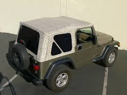 green camo jeep sierra offroad the new standard in jeep products