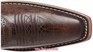 ariat men u0027s heritage roughstock square toe western boot thu