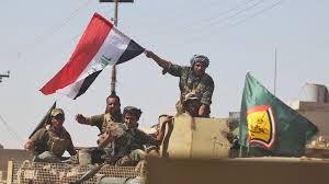 911 Flag Photo Irakische Armee Eroberte Tal Afar Von Jihadistenmiliz Is Zurück