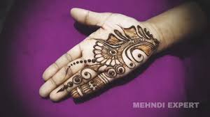 small and simple mehndi designs for easy unique mehndi