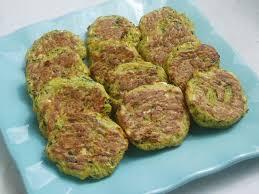 cuisiner courgettes bouchées courgette et feta recipe