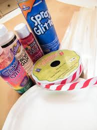 How To Make Candy by Amy D Randomly Me Paper Plate Peppermint Candy Tutorial