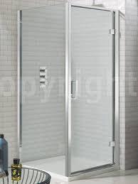 800 Shower Door Simpsons Elite Framed Hinged Shower Door 800mm