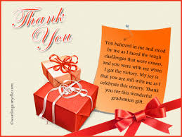 i you gifts thank you notes for gifts wordings and messages