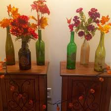 69 best painted wine bottle decorations images on wine