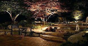 outdoor low voltage led lighting systems back to post lights