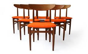 danish modern dining room chairs skov danish mid century modern teak dining chairs with regard to new