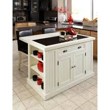 kitchen island granite cabinet white kitchen island with seating home styles nantucket