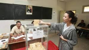 constitution d un bureau de vote le maroc vote très largement en faveur d une nouvelle constitution rfi