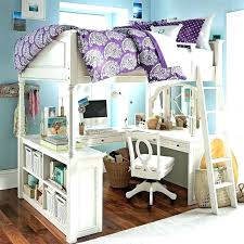 Bunk Beds With Desk Underneath Ikea Bunk Bed With Desk Katecaudillo Me