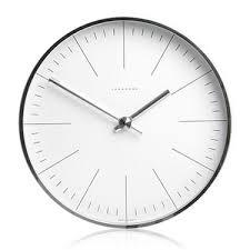 wall clock modern max bill modern office wall clock with lines max bill clocks