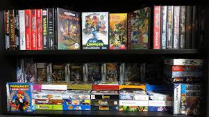retro video game collection retro megabit