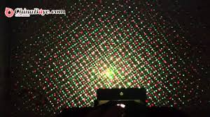 mini laser stage lighting holographic laser star projector yx 09 mini laser light youtube