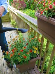Fall Vegetables Garden by Diy Balcony Planters For Fall Vegetables U0026 Plants Fiskars