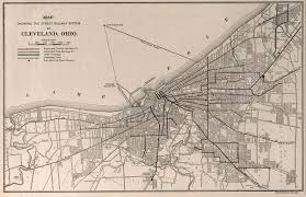 Lakewood Ohio Map by Streetcars In Cleveland Wikipedia