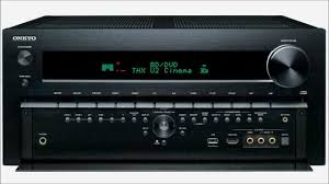 high end home theater receivers onkyo tx nr5010 best av receiver youtube