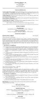 technical resume exles engineer resume exle