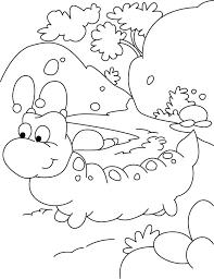 walk regular caterpillar coloring pages download