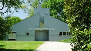 Building A House On A Slope Vanna Venturi House Ten Buildings That Changed America Wttw