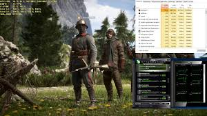is pubg cpu intensive battlefield 1 problème cpu usage i7 4770k gtx 1080 youtube