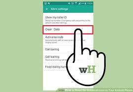 where is my android phone how to reset the voicemail icon on your android phone 14 steps