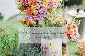 wedding flowers quote a discussion post debating whether the handpicked wedding bouquet