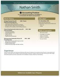 free templates for a professional resume 21 best resume design
