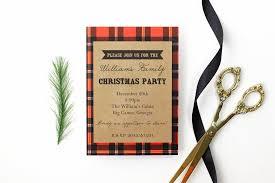 christmas party invitation family reunion holiday party invite