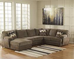 3 Piece Sectional Sofa With Chaise by Ashley 24100 16 34 67 Cladio 3 Piece Sectional Sofa With Left Arm