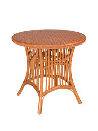 Wicker Dining Room Furniture Castine Wicker Dining Table Base Cottage Home
