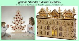 german wooden advent calendars use them every year