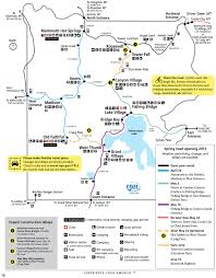 Colorado National Parks Map by Yellowstone National Park Road Information Yellowstone Up Close